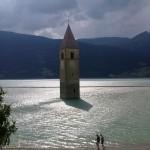 Campanile Lago Resia - Curon Venosta